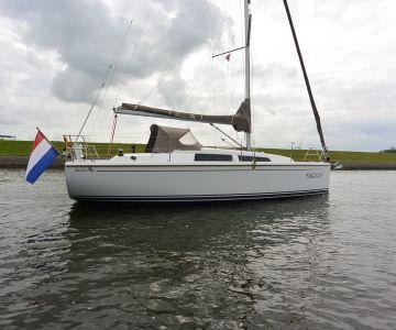 Hanse 315, Zeiljacht Hanse 315 te koop bij West Yachting