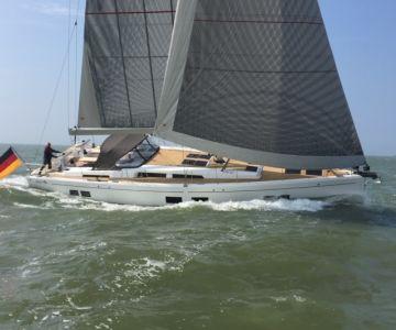 Hanse 548, Zeiljacht Hanse 548 te koop bij West Yachting