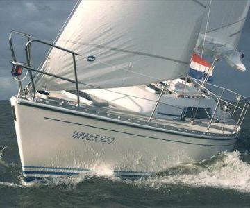 Winner 950, Zeiljacht Winner 950 te koop bij West Yachting