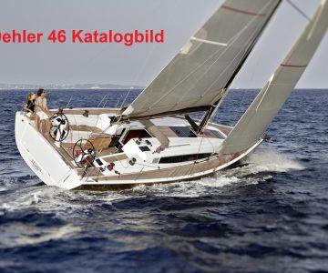 Dehler 46, Zeiljacht Dehler 46 te koop bij West Yachting
