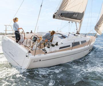Hanse 348 DEMO/ Ready To Sail, Zeiljacht Hanse 348 DEMO/ Ready To Sail te koop bij West Yachting