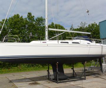 Hanse 370, Zeiljacht Hanse 370 te koop bij West Yachting