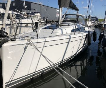 Hanse 315 E-motion, Zeiljacht Hanse 315 E-motion te koop bij West Yachting