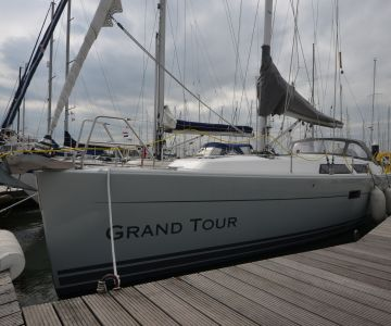 Hanse 375, Zeiljacht Hanse 375 te koop bij West Yachting