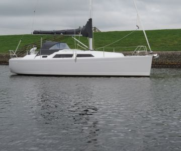 Hanse 325, Zeiljacht Hanse 325 te koop bij West Yachting