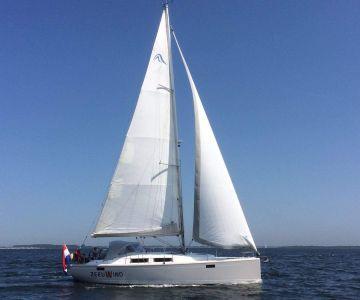 Hanse 385, Zeiljacht Hanse 385 te koop bij West Yachting