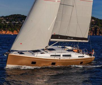 Hanse 418 Sail Away Editie, Vaarklaar, Zeiljacht Hanse 418 Sail Away Editie, Vaarklaar te koop bij West Yachting
