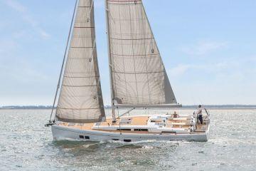Hanse 548 Sail Away Edtie, Vaarklaar, Zeiljacht Hanse 548 Sail Away Edtie, Vaarklaar te koop bij West Yachting