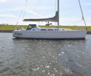 Hanse 400, Zeiljacht Hanse 400 te koop bij West Yachting