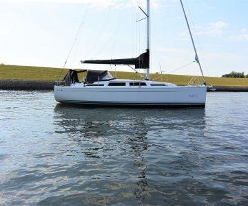 Hanse 345, Voilier Hanse 345 te koop bij West Yachting