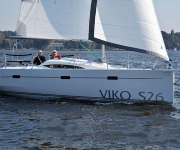 Viko S26, Voilier Viko S26 te koop bij West Yachting
