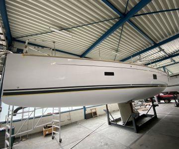 Hanse 458, Voilier Hanse 458 te koop bij West Yachting