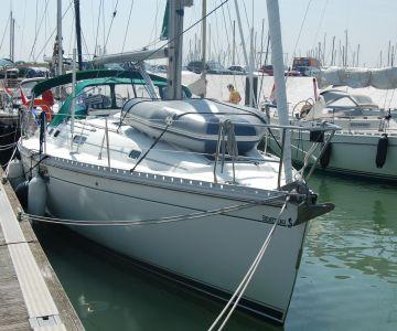 Beneteau Oceanis 351, Zeiljacht Beneteau Oceanis 351 te koop bij West Yachting