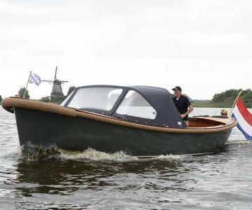 Noorse Sloep Auke De Vries, Annexe Noorse Sloep Auke De Vries te koop bij West Yachting