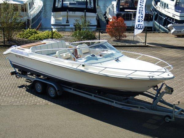 Windy 7500 Cuddy, Speed- en sportboten for sale by Inruiljachten.nl