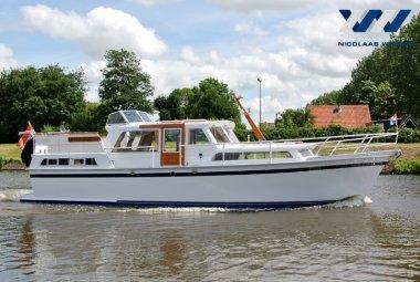 Aquanaut 1165 AK, Motorjacht  for sale by Jachtmakelaardij Nicolaas Witsen