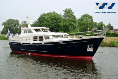 , Motorjacht  for sale by Jachtmakelaardij Nicolaas Witsen