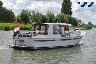Motorkruiser Cafi Elegance, Motorjacht  for sale by Jachtmakelaardij Nicolaas Witsen