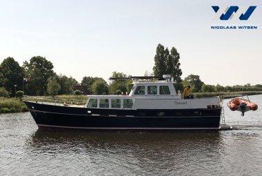 Doggersbank 1700, Motorjacht  for sale by Jachtmakelaardij Nicolaas Witsen