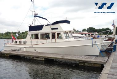 Grand Banks 42 Classic, Motorjacht  for sale by Jachtmakelaardij Nicolaas Witsen