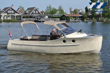 Oud Huijzer 700 Cabin, Sloep  for sale by Jachtmakelaardij Nicolaas Witsen