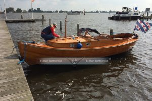 Ericsson Batbygerie Vanersborg Snipa, Klassiek/traditioneel motorjacht  - De Haan Jachttechniek