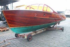 Albin Larsson 1950, Klassiek/traditioneel motorjacht  - De Haan Jachttechniek