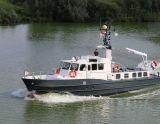 Burmester, Yacht- und Bootswerft Ex- Zeevaart/politieboot, Ex-commercial motor boat Burmester, Yacht- und Bootswerft Ex- Zeevaart/politieboot for sale by Mike Goossens Watersport