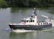Burmester, Yacht- Und Bootswerft Ex- Zeevaart/politieboot, Ex-professionele motorboot Burmester, Yacht- und Bootswerft Ex- Zeevaart/politieboot te koop bij Mike Goossens Watersport