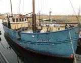 Stalen Kotter Zeilkotter, Bateau à fond plat et rond Stalen Kotter Zeilkotter à vendre par At Sea Yachting