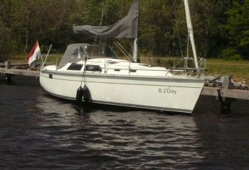 Hunter 30, Sailing Yacht  for sale by At Sea Yachting