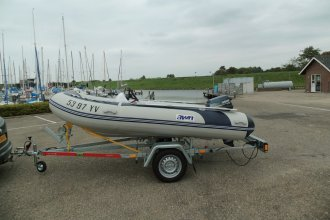 , RIB en opblaasboot  for sale by At Sea Yachting