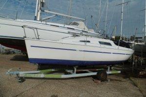 Parker 235, Zeiljacht  - At Sea Yachting