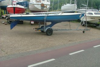 , Open zeilboot  for sale by At Sea Yachting