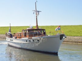 Rosneath 1950, Motoryacht Rosneath 1950Zum Verkauf vonBootbemiddeling.nl