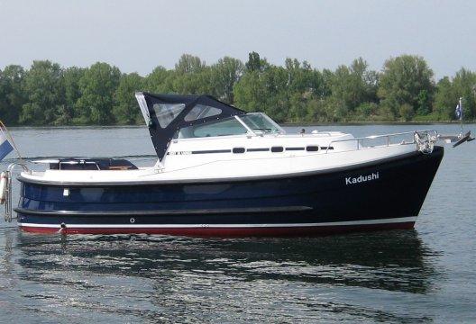 , Motorjacht  for sale by Bootbemiddeling.nl