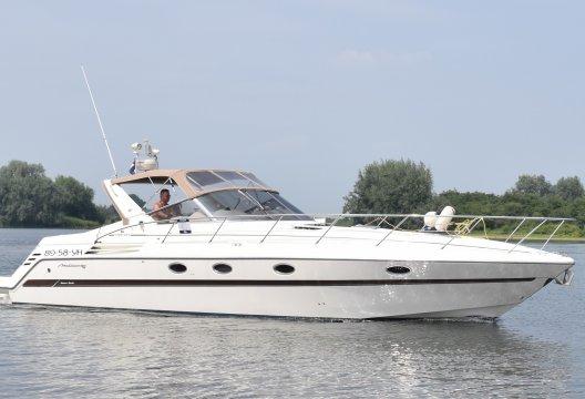 Cranchi Mediterranee 41, Motorjacht  for sale by Bootbemiddeling.nl
