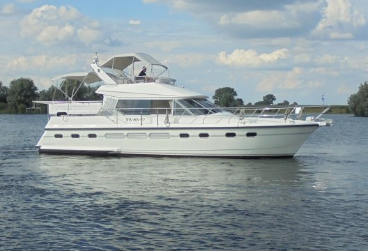 Atlantic 46 Fly, Motorjacht  for sale by Bootbemiddeling.nl