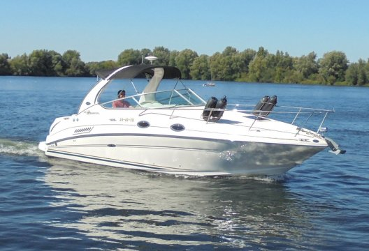 Sea Ray 315 SUNDANCER, Speed- en sportboten  for sale by Bootbemiddeling.nl