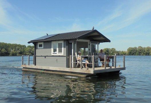 , Varend woonschip  for sale by Bootbemiddeling.nl