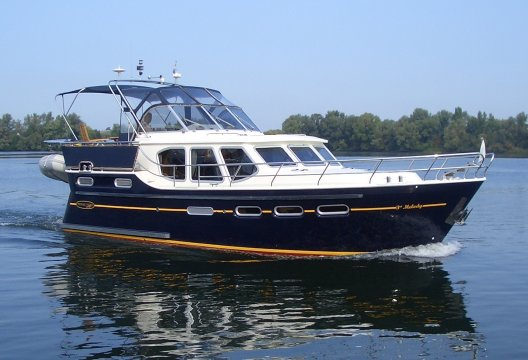 Thomasz Yachts 35 AK 'Business Class', Motorjacht  for sale by Bootbemiddeling.nl
