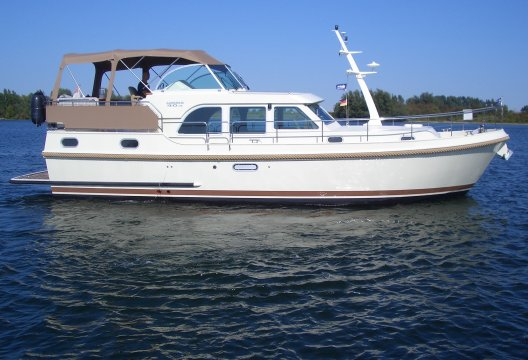 Linssen Grand Sturdy 40.9 AC Limited Edition, Motorjacht  for sale by Bootbemiddeling.nl