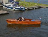 Unieke Klassieke Speedboot (basis Storebro), Offene Motorboot und Ruderboot Unieke Klassieke Speedboot (basis Storebro) Zu verkaufen durch Noord 9 Jachtmakelaars