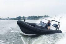 Tornado 8.50 Built By Wajer, RIB en opblaasboot Tornado 8.50 Built By Wajer te koop bij Noord 9 Jachtmakelaars