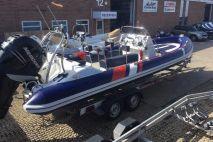 Cobra Nautique 7.55, RIB en opblaasboot Cobra Nautique 7.55 te koop bij Noord 9 Jachtmakelaars