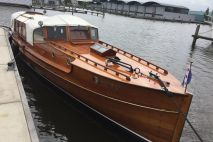 Petterson Salonboot (veiling - Auction - Versteigerung), Klassiek/traditioneel motorjacht Petterson Salonboot (veiling - Auction - Versteigerung) te koop bij Noord 9 Jachtmakelaars