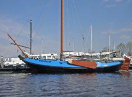 Visserman Schokker 1350, Barcă cu fund plat Visserman Schokker 1350de vânzareBeekhuis Yachtbrokers