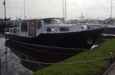 EX-DIRECTIEVAARTUIG 950, Klassiek/traditioneel motorjacht EX-DIRECTIEVAARTUIG 950 te koop bij Beekhuis Yachtbrokers