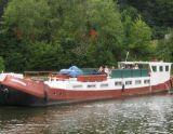 Tjalk Peniche, Лодка, приспособленная для жилья Tjalk Peniche для продажи Particuliere verkoper