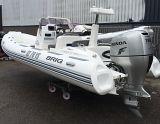 NIEUWSTAAT Luxe Brig Eagle 580 met Honda BF135, RIB et bateau gonflable NIEUWSTAAT Luxe Brig Eagle 580 met Honda BF135 à vendre par Particuliere verkoper